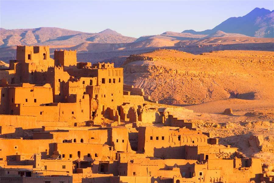 bedoin village morocoo
