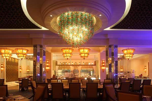Mazagan Beach Resort Restaurant