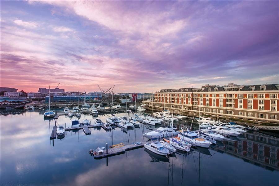 Cape Grace Hotel Marina