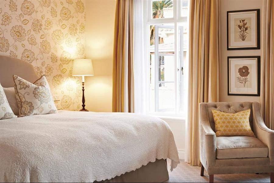 Mount Nelson Hotel White Gold Room