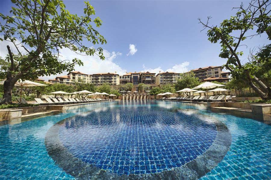 Fairmont Zimbali Resort Swimming Pool