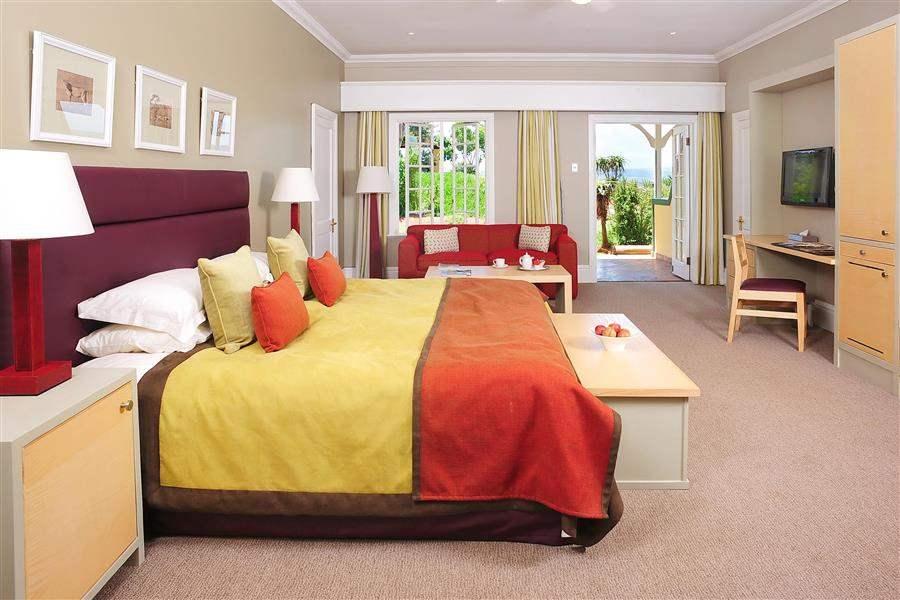 Shamwari Riverdene Lodge Bedroom King