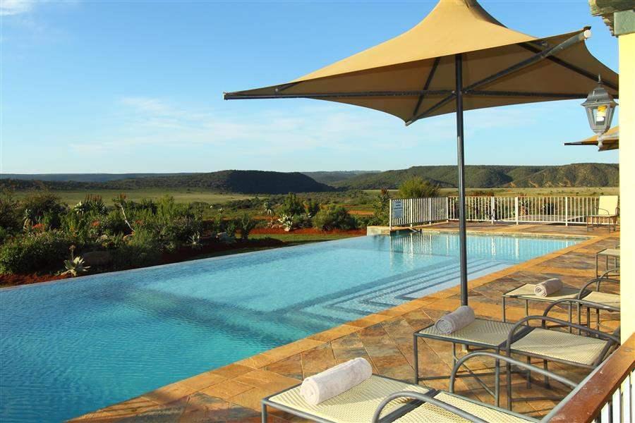 Shamwari Riverdene Lodge Poolview