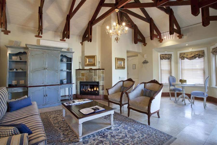 Franschhoek Country Houseand Villas Bedroom Lounge