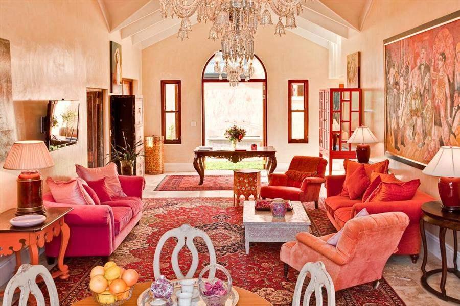 La Residence Villa Lounge Area