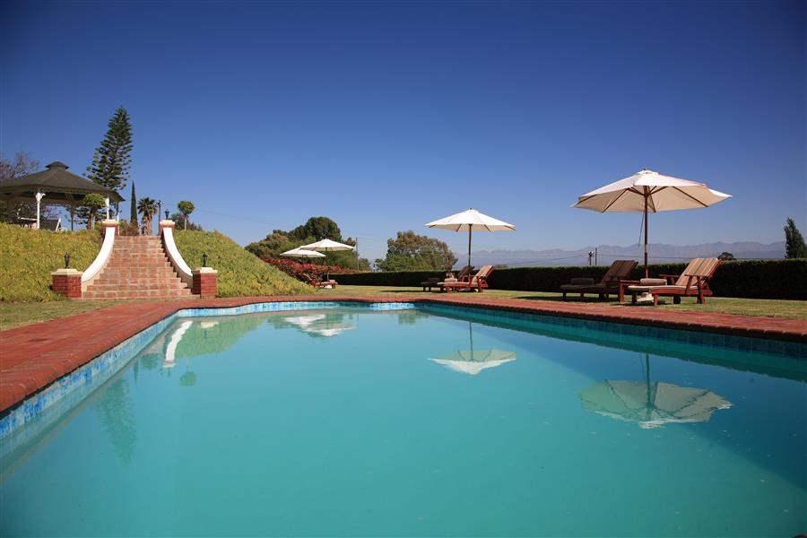 La Plume Guesthouse Pool