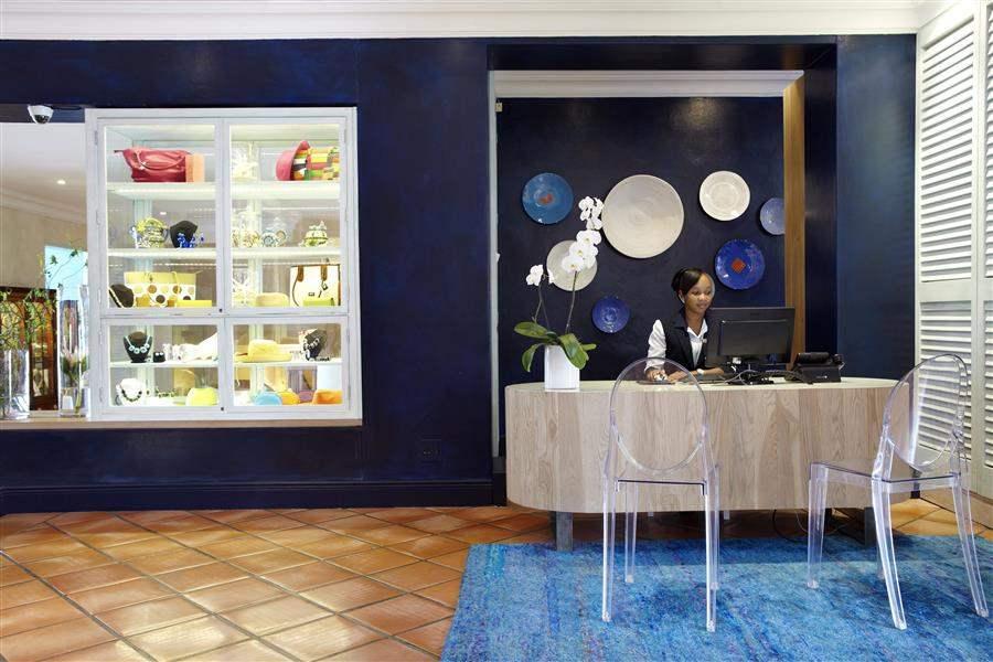 The Plettenberg Lobby