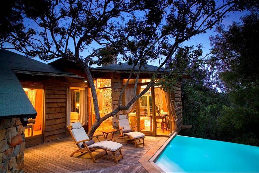 Tsala Treetop Lodge Tsala Suite