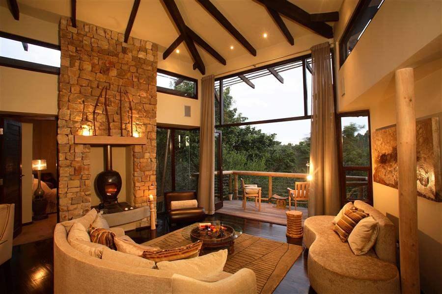 Tsala Treetop Lodge Treetop Villas
