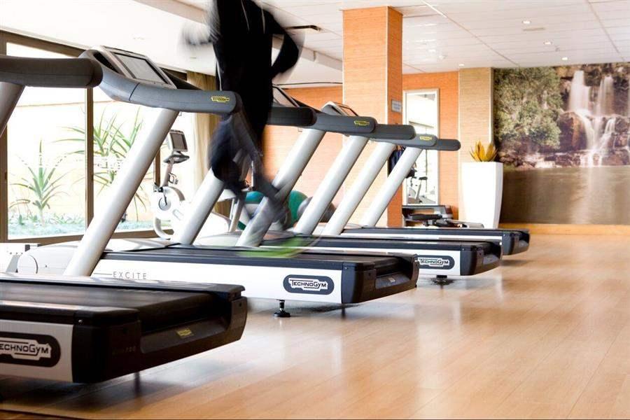 Intercontinental Sandton Towers Hotel Gym