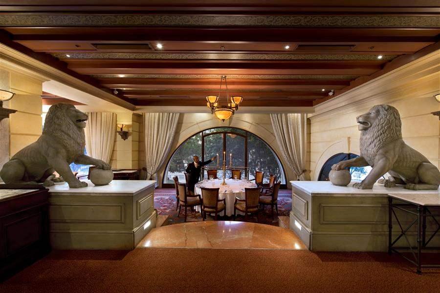 Michelangelo Hotel Dinner