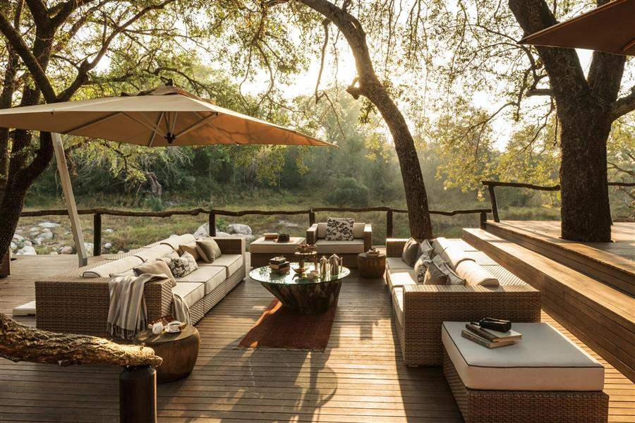Dulini Private Game Reserve Outdoor Lounge