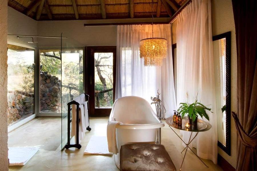 Dulini Private Game Reserve Bathroom