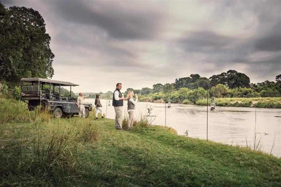 Dulini Private Game Reserve River
