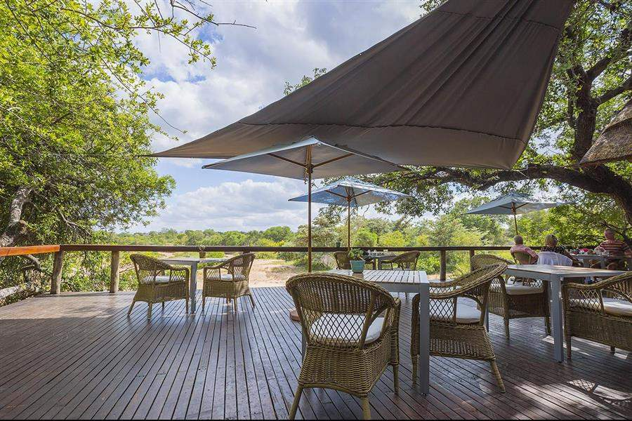 Thornybush Game Lodge Casual Dining