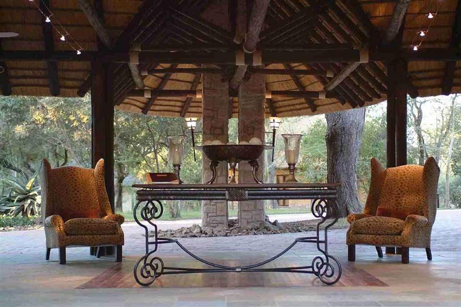 Thornybush Shumbalala Game Lodge Lobby Lounge