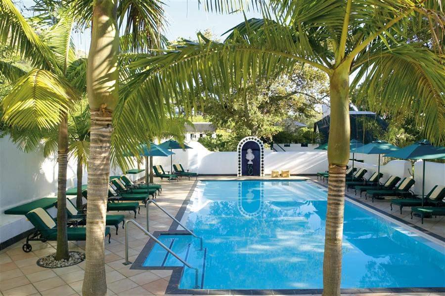Grande Roche Heated Pool
