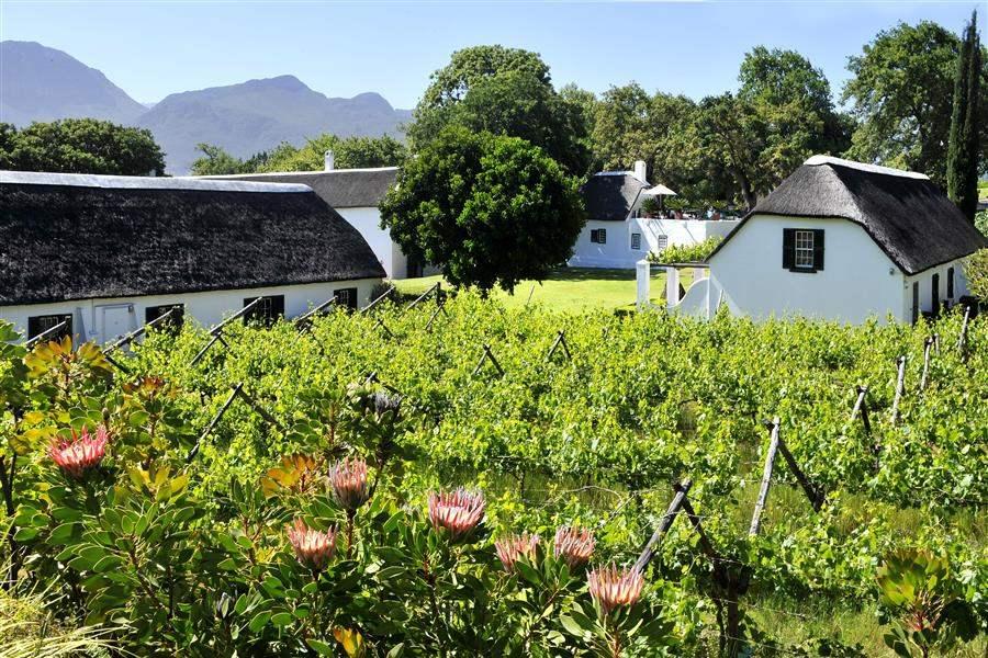 Grande Roche Garden View
