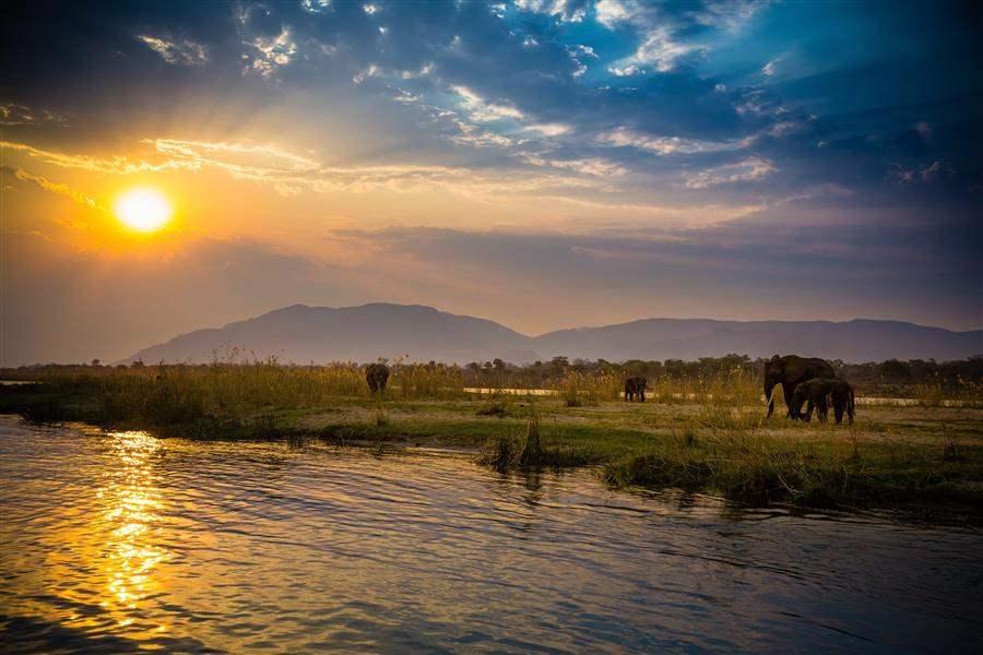 SunsetinZambia