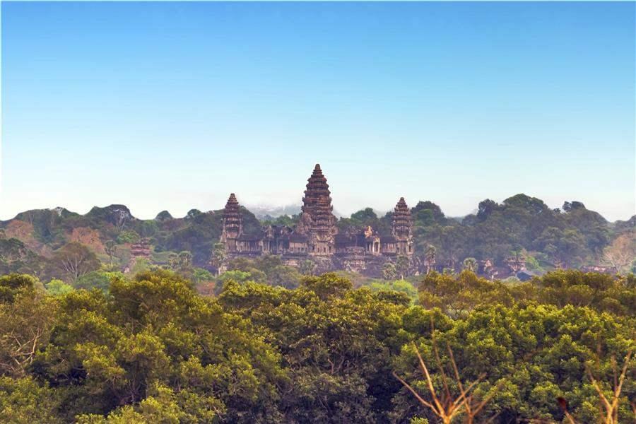 temple siem reap, siem reap cambodia