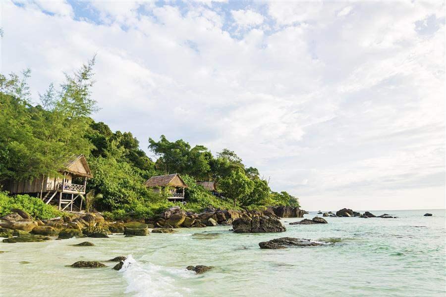 beach huts sihanoukville, sihanoukville cambodia