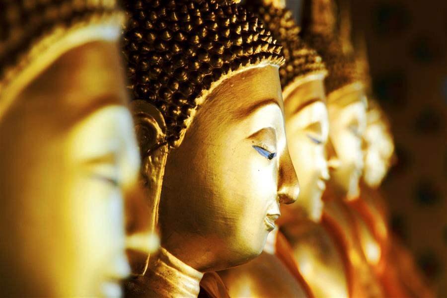 buddhas bangkok, bangkok