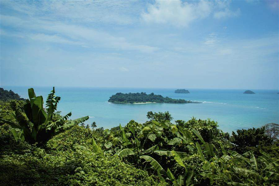island beach koh chang, koh chang thailand