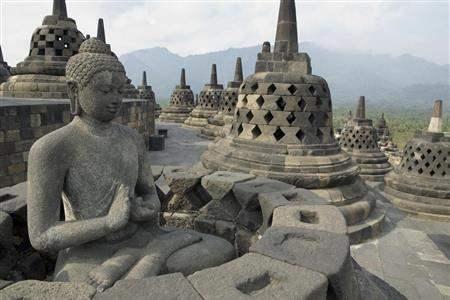 buddha indonesia, indonesia