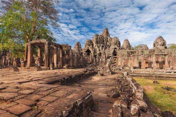temple cambodia khmer past cambodia
