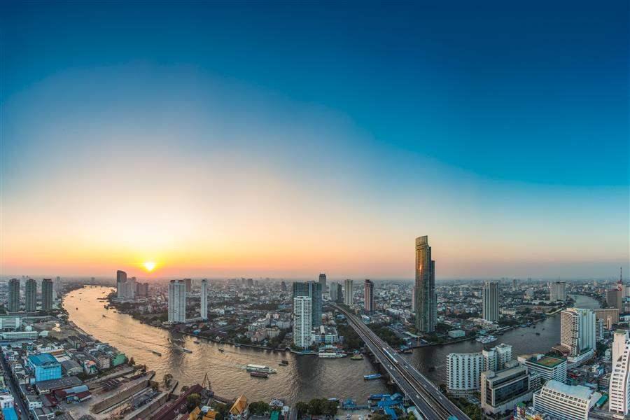 BangkokThaiSkyline