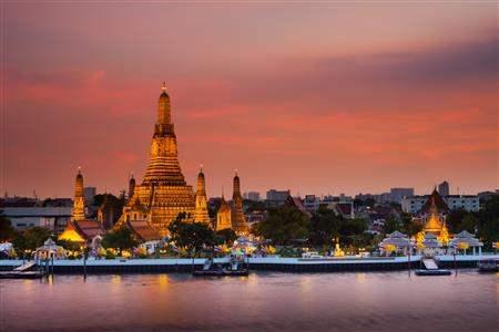 Bangkok_Wat Arun River View (1)