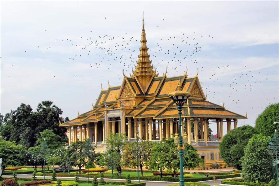Cambodia Phomn Penh 4