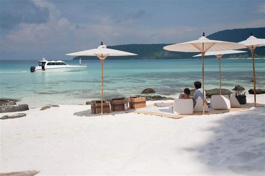 Song Saa Private Island Beach