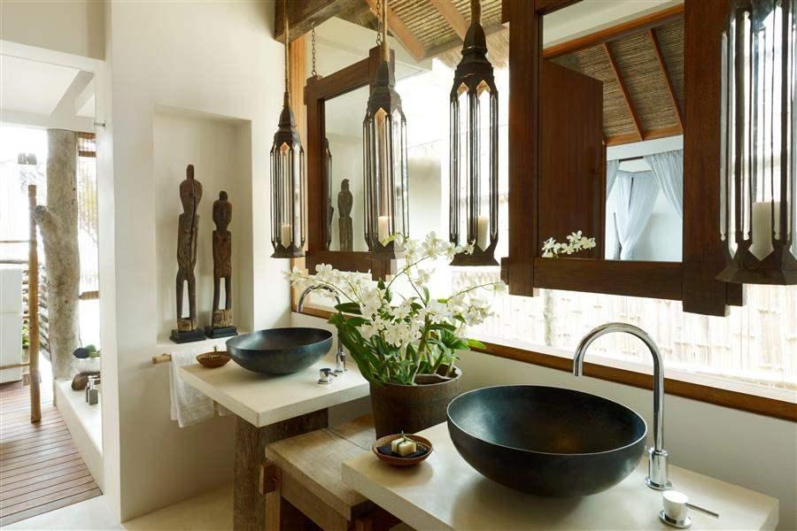 Song Saa Private Island Bathroom