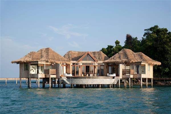 Song Saa Private Island Villa Exterior
