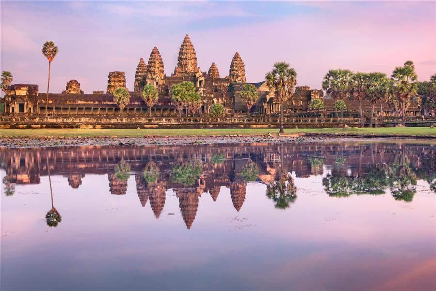 Cambodia Angkor Wat 1