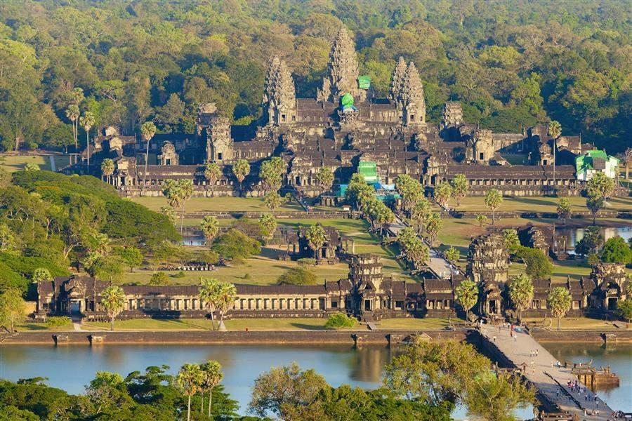 Cambodia Angkor Wat 3