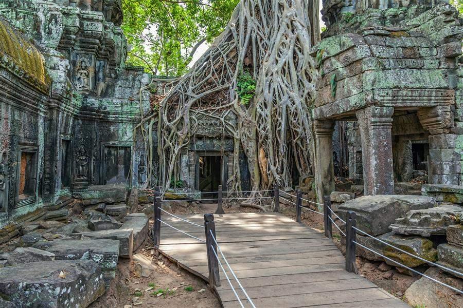 Cambodia Angkor Wat 5