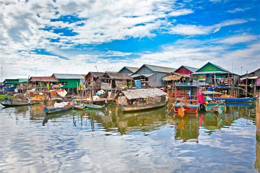 Cambodia tonle sap lake 1