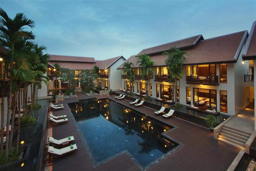 Anantara Angkor Resort and Spa View Of Pool