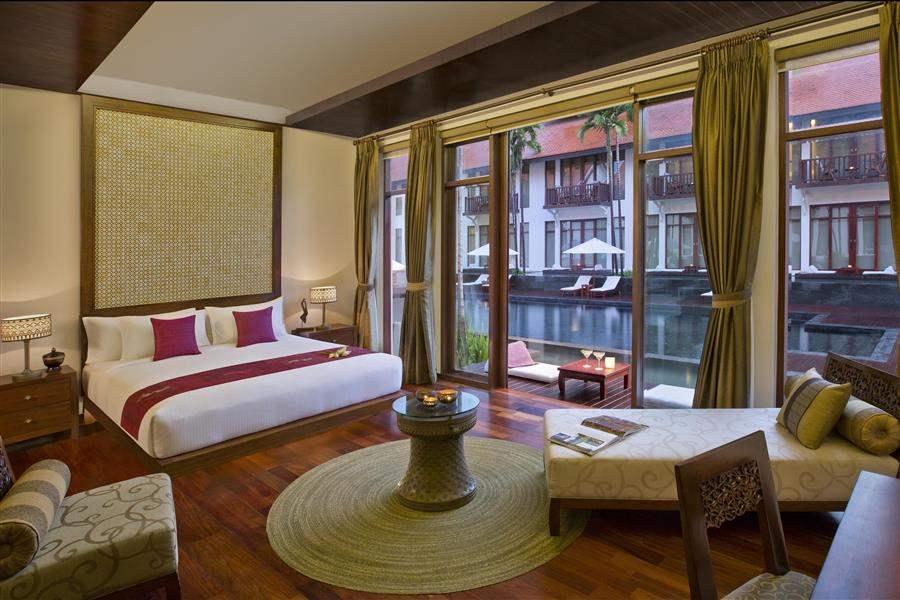 Anantara Angkor Resort and Spa Room With View Of Pool