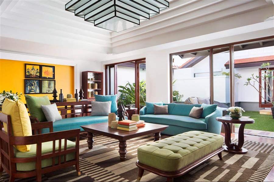 Park Hyatt Siem Reap Lounge