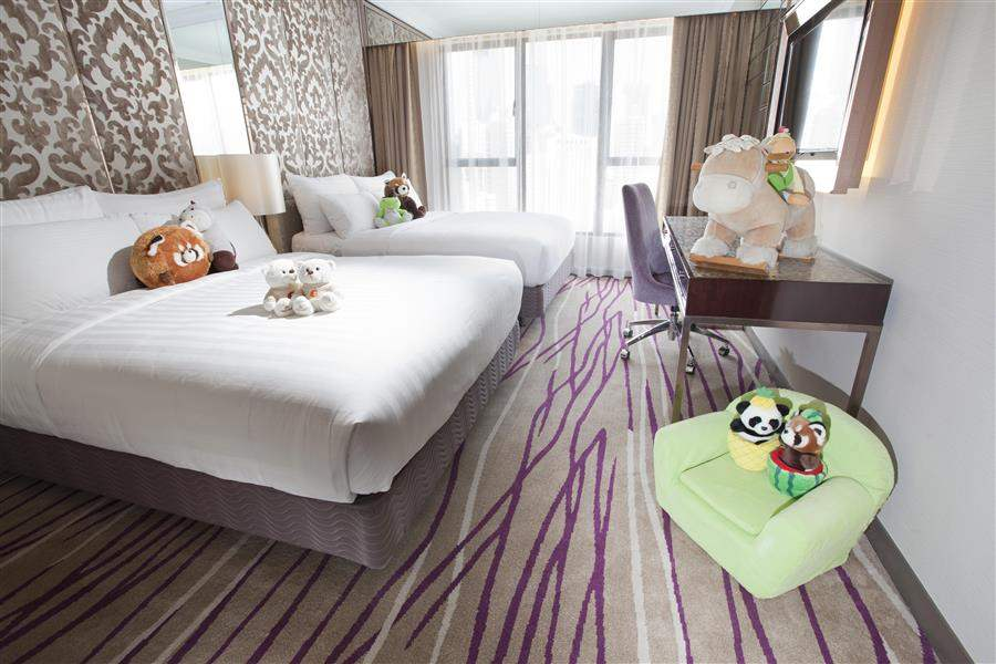 Cosmopolitan Hotel Grand Family Quad