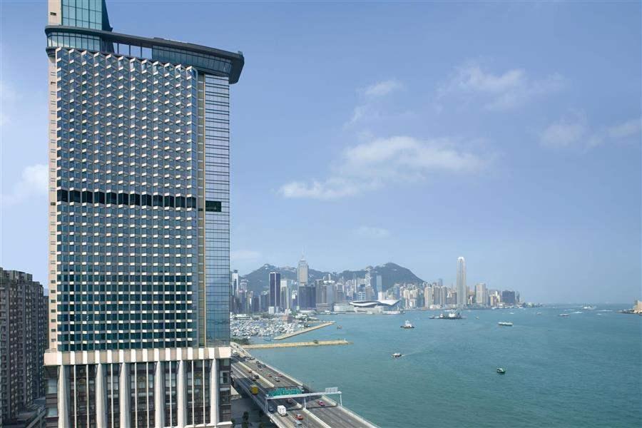 Harbour Grand Hong Kong Overlooking Ocean