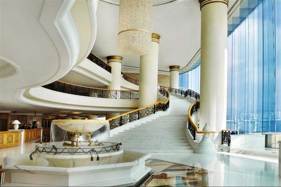Harbour Grand Kowloon Hotel Lobby