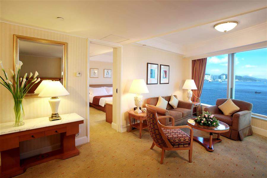 Harbour Grand Kowloon Hotel En Suite Lounge