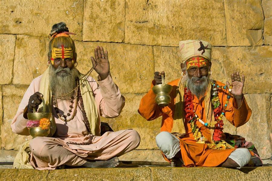India delhi people 2