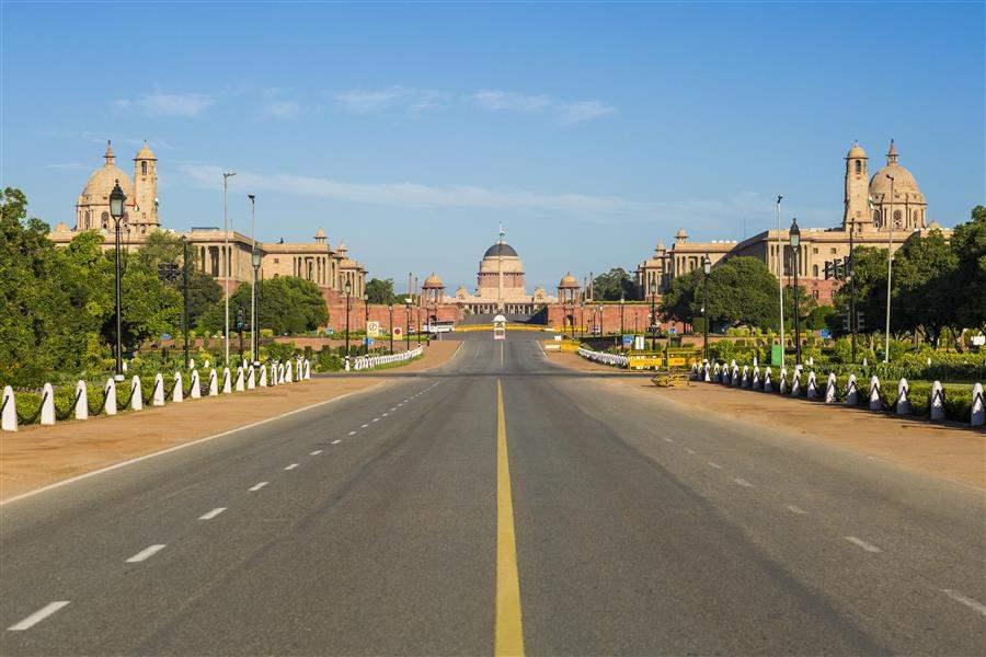 India Delhi Parliment 1