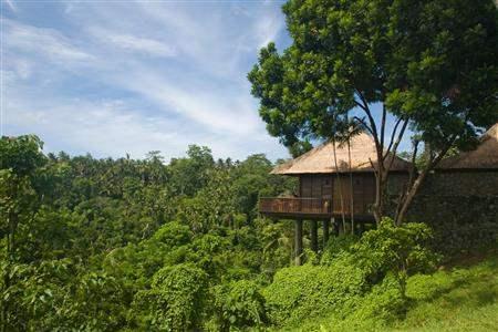 Alila Ubud Bali Exterior View