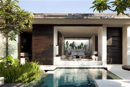 Alila Villas Uluwatu Bali Bedpool Villa